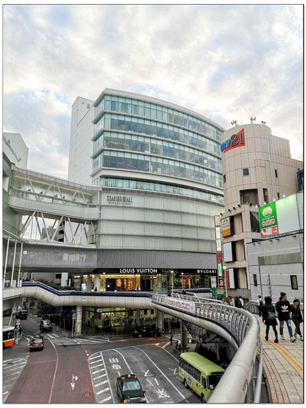 日本東京旅遊住宿