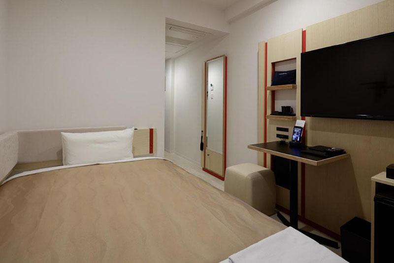 東京成田住宿飯店、酒店推薦 4 間地鐵站周邊、機能不錯的選擇 13