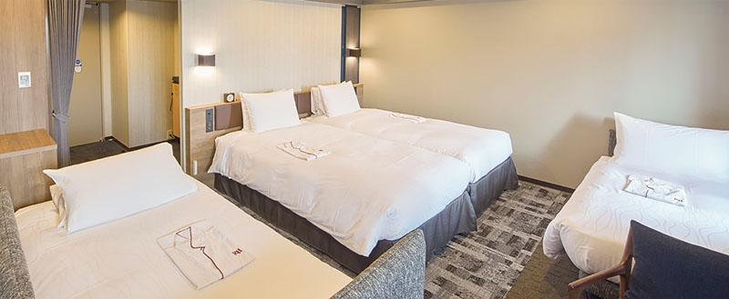 東京成田住宿飯店、酒店推薦 4 間地鐵站周邊、機能不錯的選擇 25