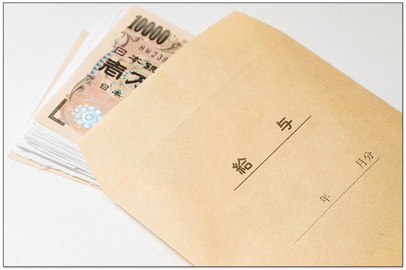 日本薪水袋