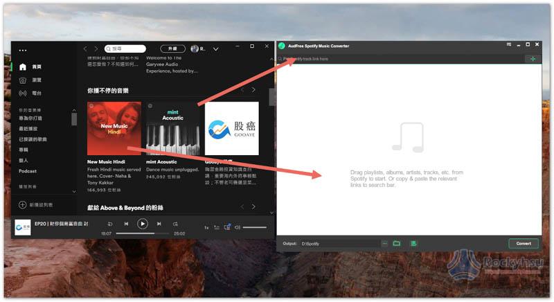 AudFree Spotify Music Converter