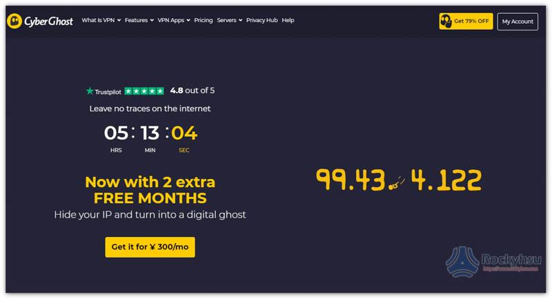 CyberGhost VPN