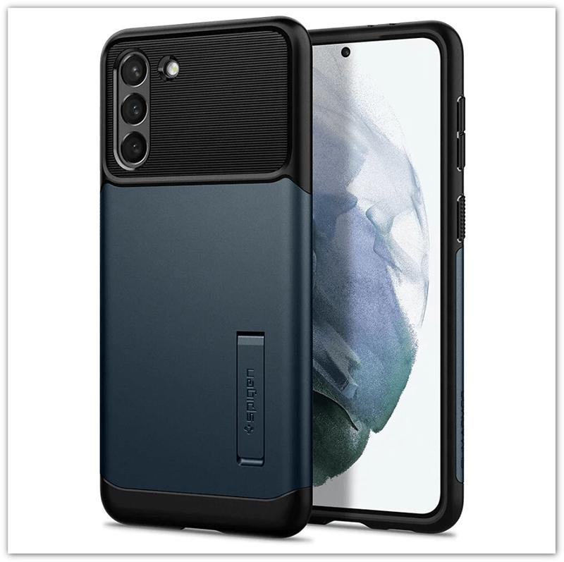 Spigen Samsung Galaxy S21+ 保護殼推薦