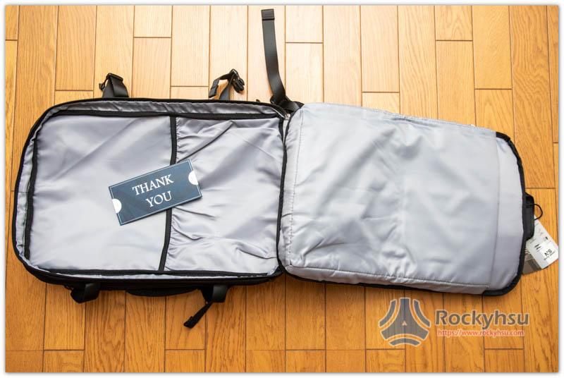 Nayo EXP 後背包電腦隔層袋