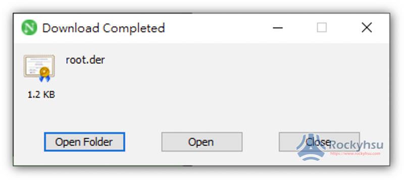 NordVPN IKEv2 Windows