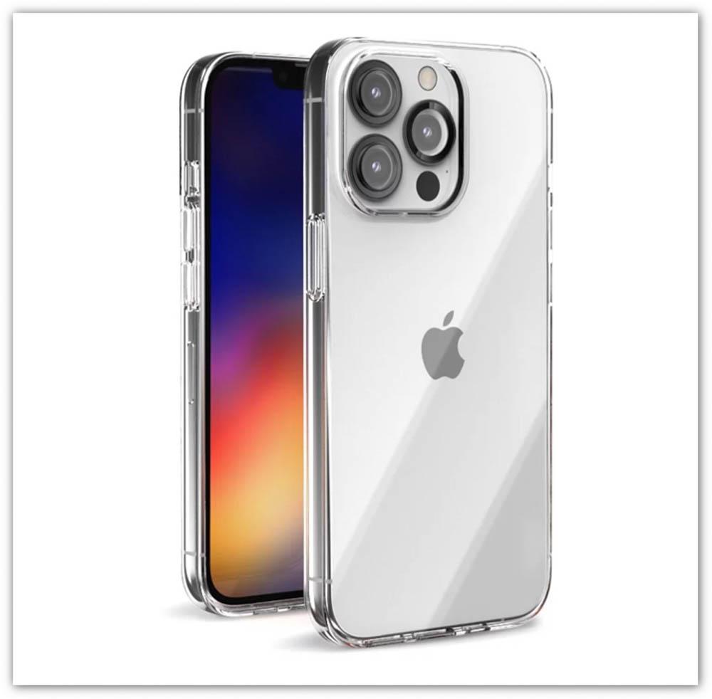 JTLEGEND iPhone 13 Pro 晶透無痕保護殼
