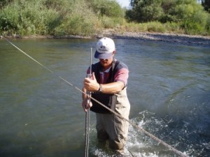 Flow Measurements and Surface Water Studies