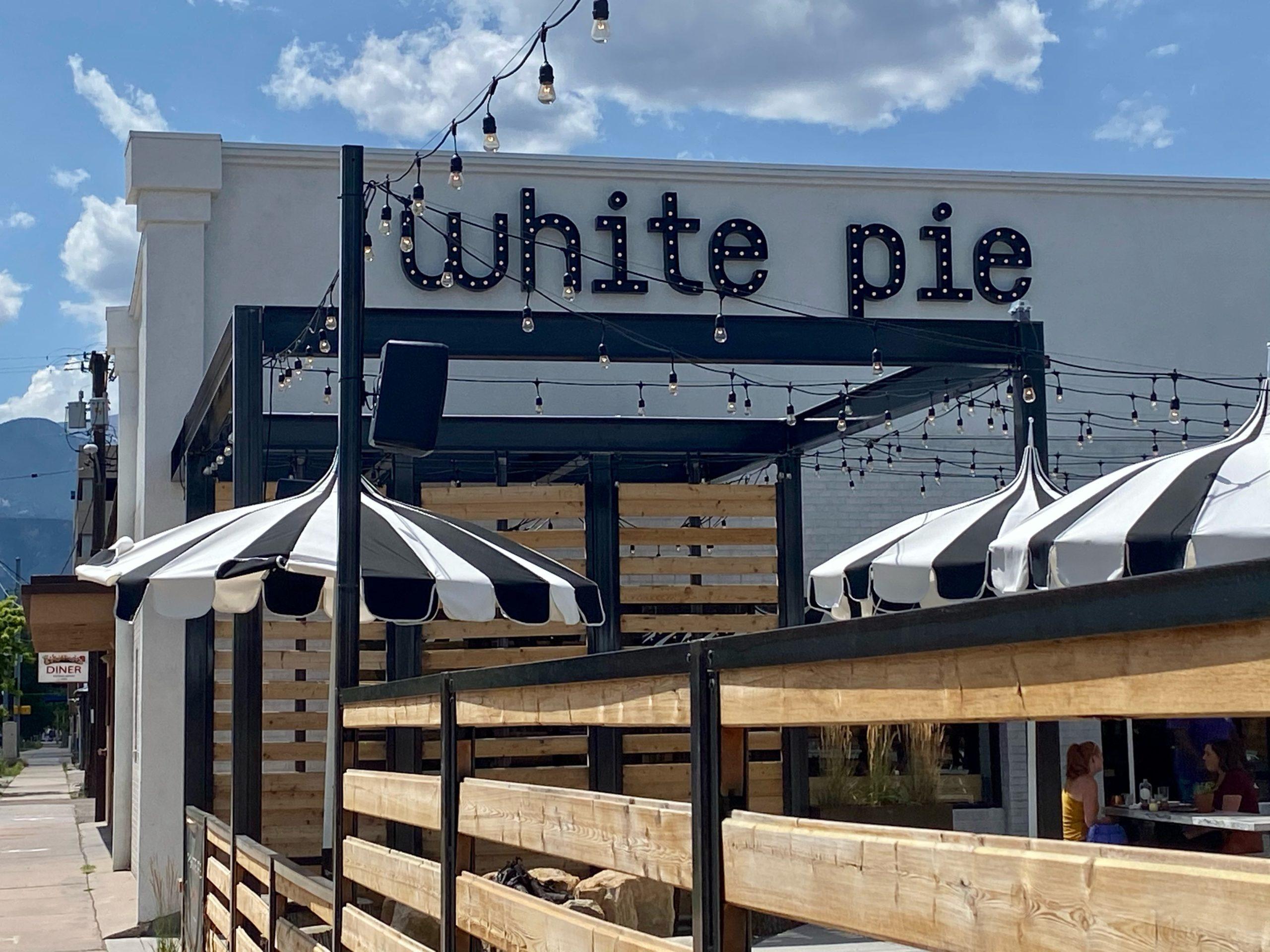White Pie Exterior 1