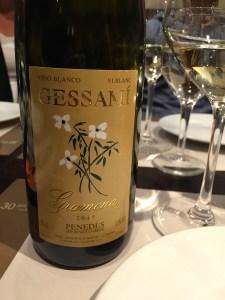 International Food Tour - Barcelona - White Wine