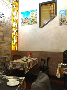 International Food Tour - Barcelona - Restaurant Interior