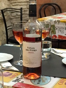 International Food Tour - Barcelona - Rose Wine