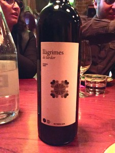 International Food Tour - Barcelona - Red Wine
