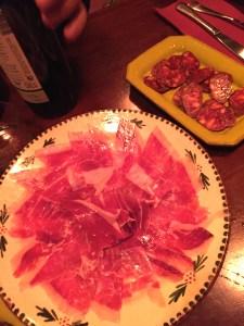 International Food Tour - Barcelona - Ham