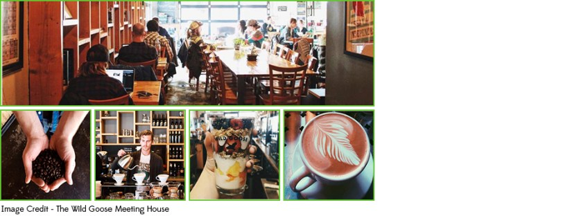 Colorado Springs' Coffee Shops | The Wild Goose Meeting House