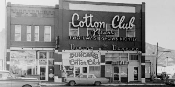 Fannie Mae Duncan | Cotton Club