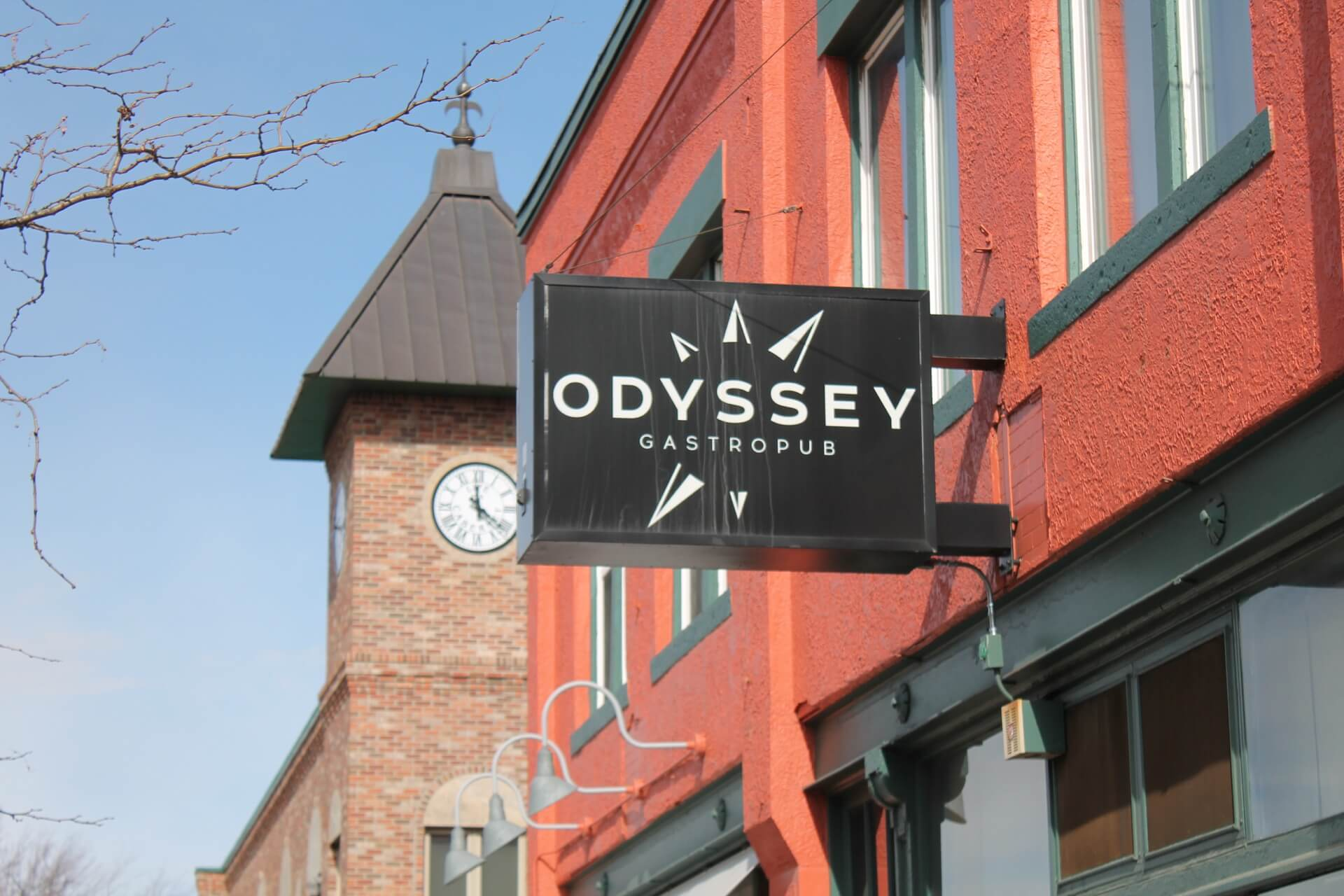 Odyssey Gastropub