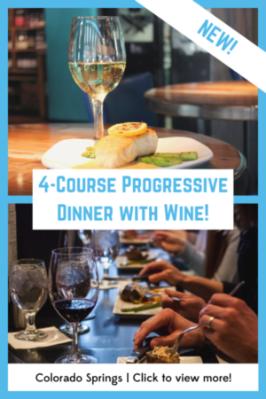 Progressive Dinner Banner