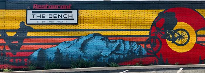10 Colorado Springs Restaurants with Amazing Murals