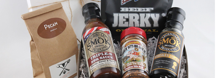 The Grillmaster Father's Day Gift Box