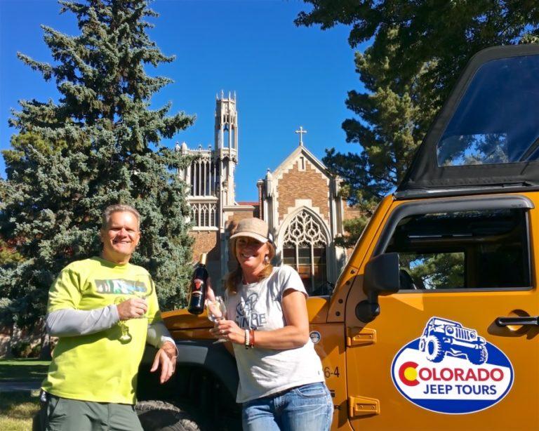 Jeep Tour Holy Cross Abbey