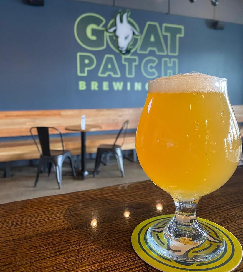 Goat Patch Brewing Company Facebook Page
