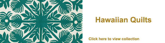 Vintage Amp Antique Hawaiian Quilts For Sale