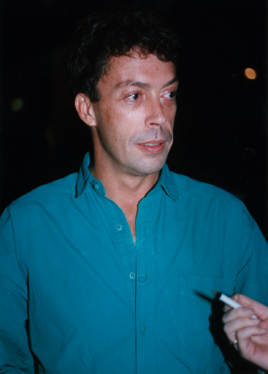 RockyMusic Tim Curry 1988 Candid Image