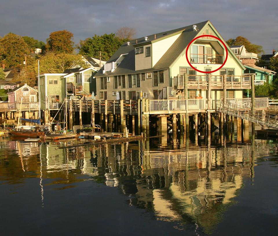 Cape Ann Gloucester Short Term Rentals Waterfront