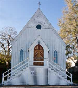 former Christian Science Church