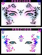 stencil - precious