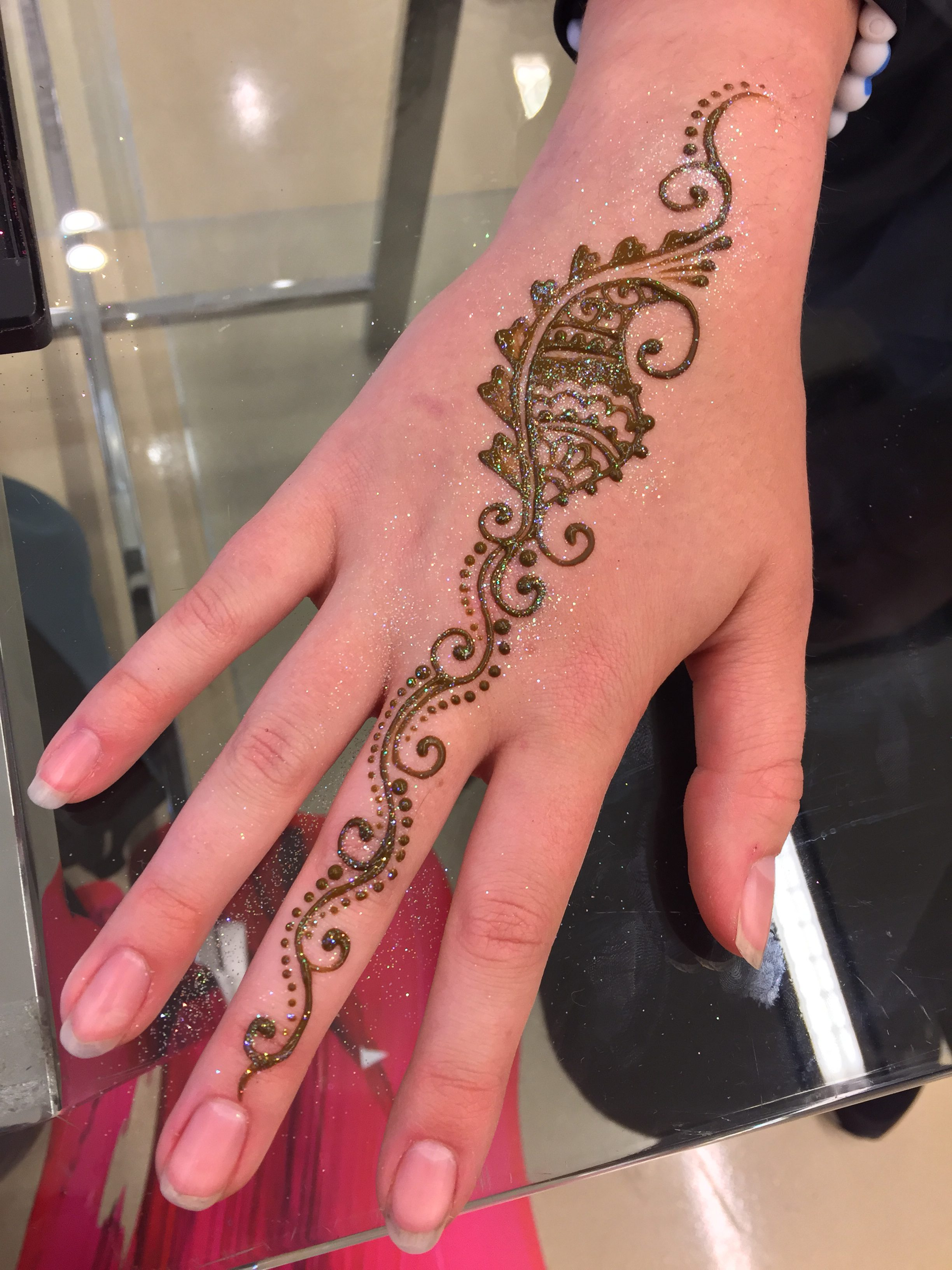 Henna Tattoos Chicago Face Painting | Body Painting | Henna
