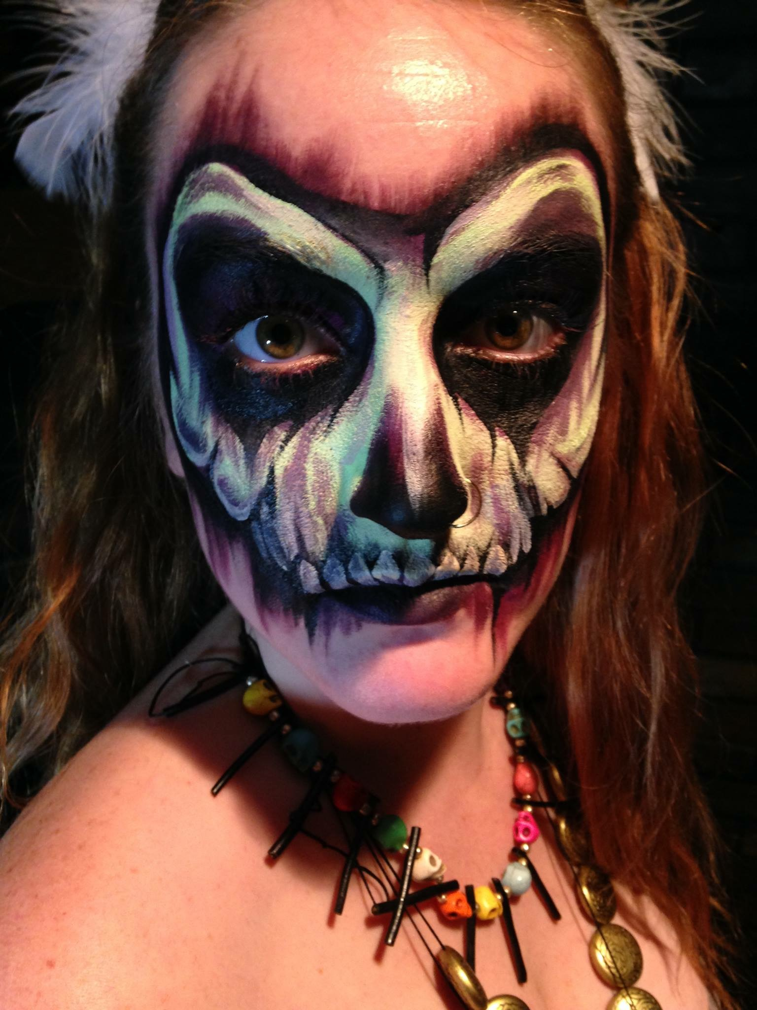 Adult Face Painting Chicago Face Painting | Body Painting