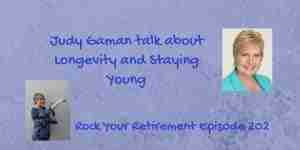 Longevity and Staying Young