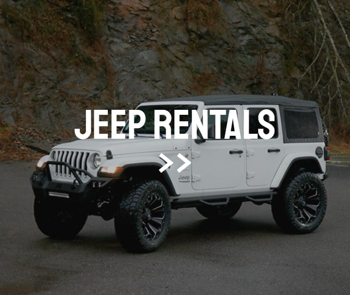 Gatlinburg Jeep Rentals