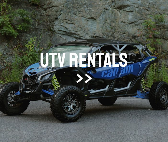 Gatlinburg UTV Rentals