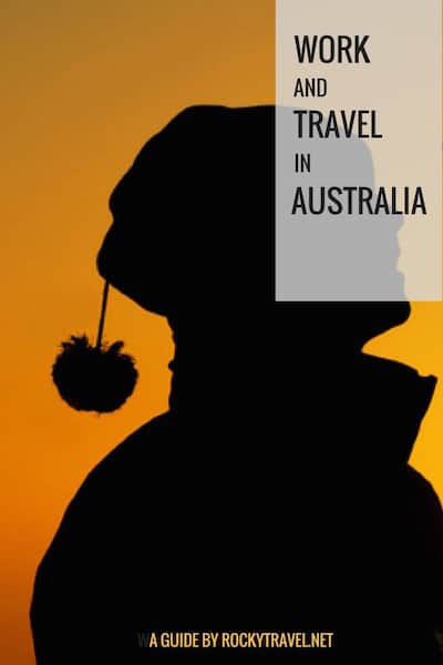 Work and Travel in Australia Pinterest