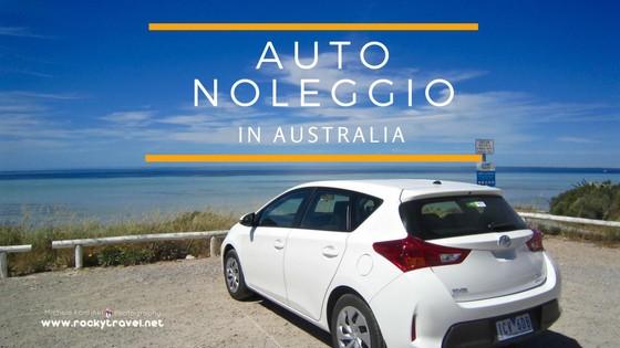 Auto Noleggio in Australia