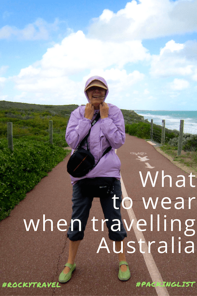 what to wear when travelling australia rockytravel