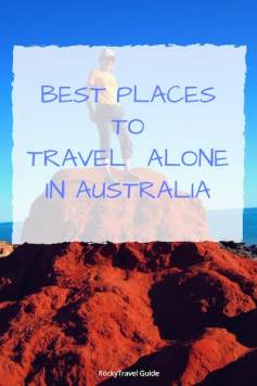 Best Places to travel alone in Australia - Solo Travel in Australia