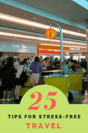 25 Tips Stress Free Travel