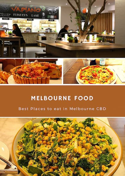 Best Places to Eat in Melbourne CBD