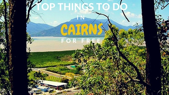 Things to do in Cairns - blog post
