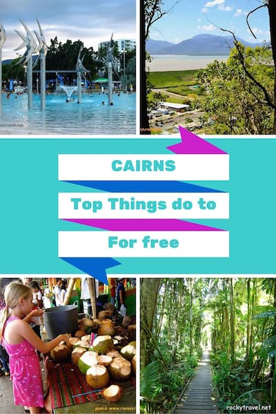 Top Things to do in Cairns For Free photo