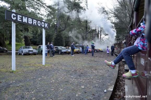 Puffing Billy Gembrook