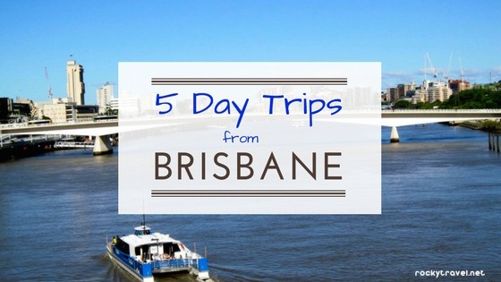 Best Day trips from brisbane