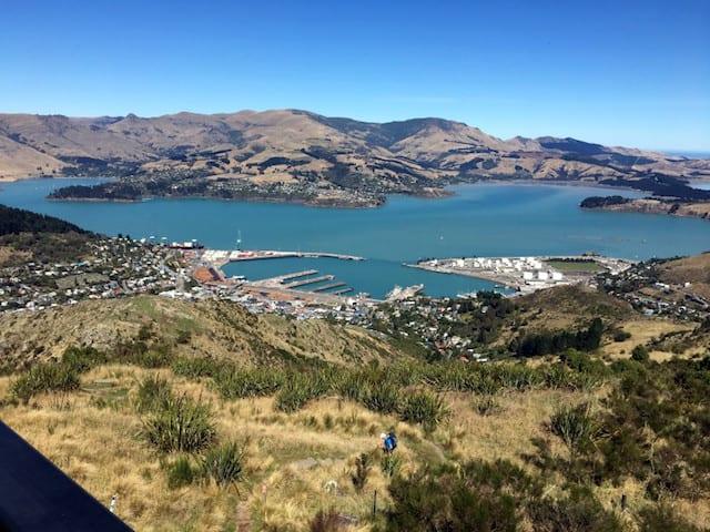 Lyttleton New Zealand