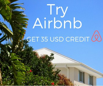 Try Airbnb Stay - Get 35 USD Credit