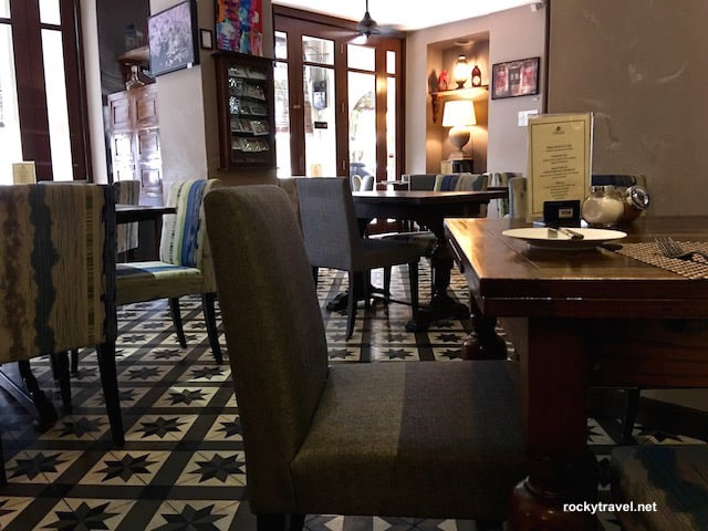 Penang Il Bacaro Restaurant
