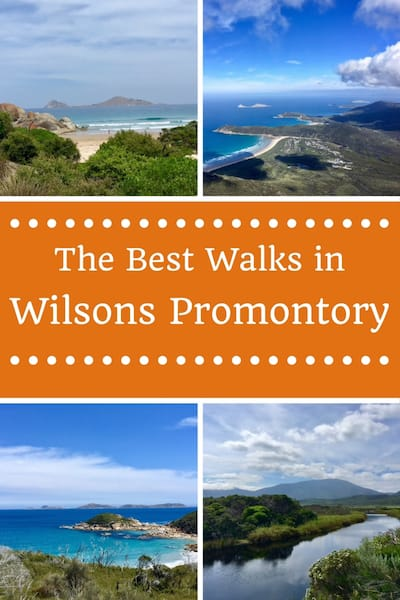 If you love walking and hiking, here is my guide with some of the best Wilsons Promontory Walks for your trip itinerary near Melbourne.