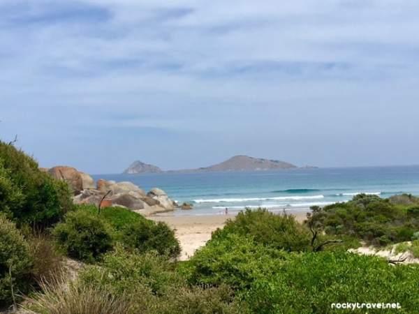Whisky Bay Wilsons Promontory Australia